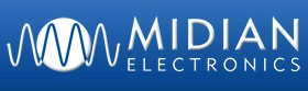 Midian Electronics Logo- Commercial Real Estate Tucson